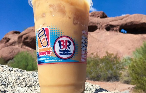 Baskin' Robbins Dunkin' Donuts Ice Coffee