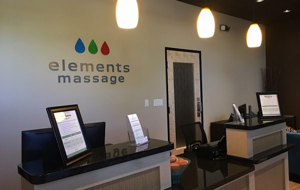 Elements Massage Interior