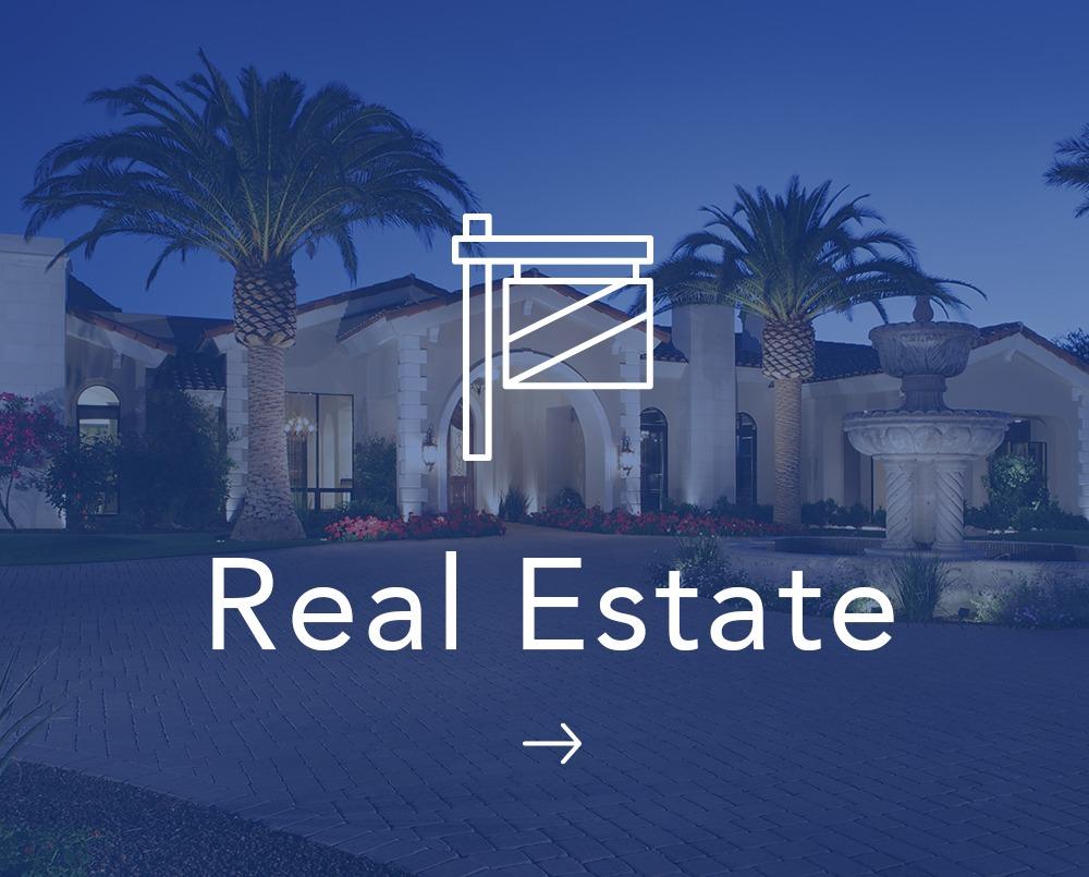 Real Estate Expertise Decibel Blue