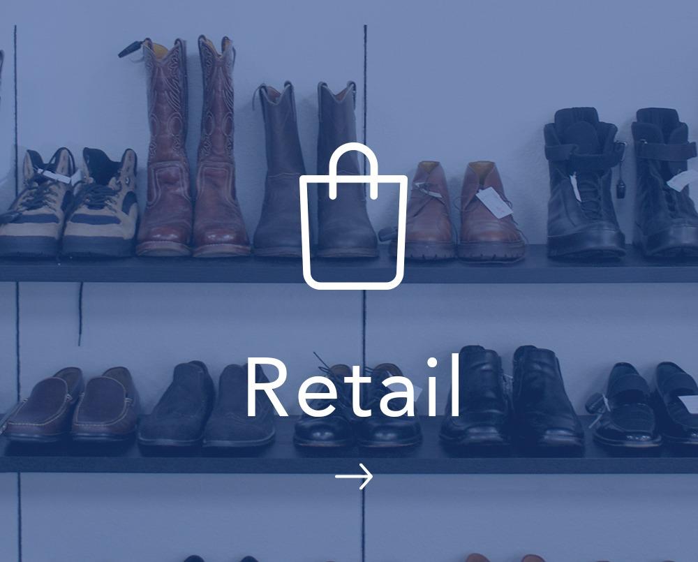 Retail Expertise Decibel Blue
