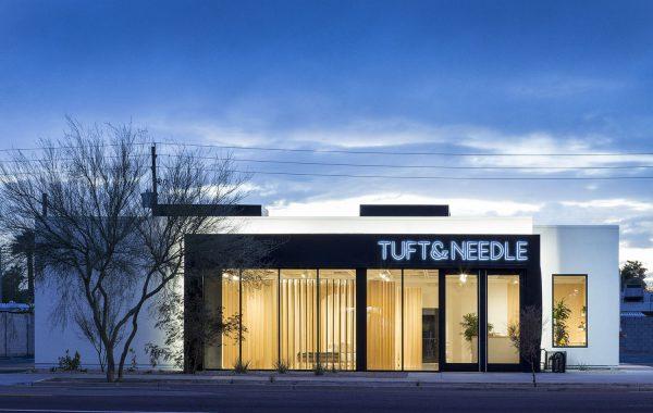 Tuft & Needle Store Exterior in Scottsdale AZ